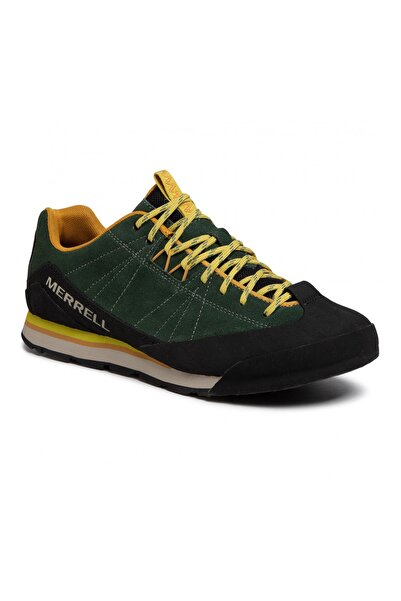 Merrell Erkek Siyah Yeşil Outdoor Ayakkabı