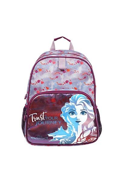Disney Frozen Kız Çocuk Pembe Trust Your Journey Ilkokul Çantası 5158