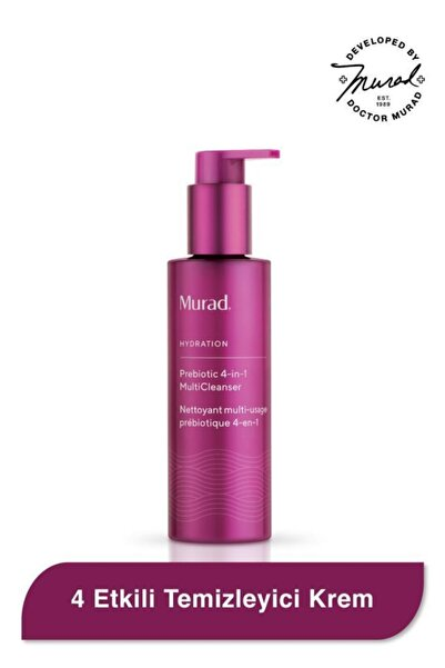Murad 4 Etkili Krem - Prebiotic 4 In 1 Multicleanser 148 Ml