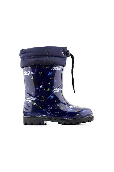 Muya Patik Çocuk Yağmur Botu Lacivert 84380