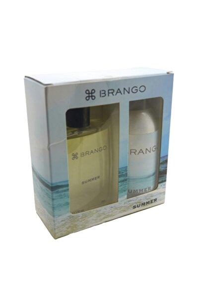 Brango Erkek Parfüm Seti 100 Ml