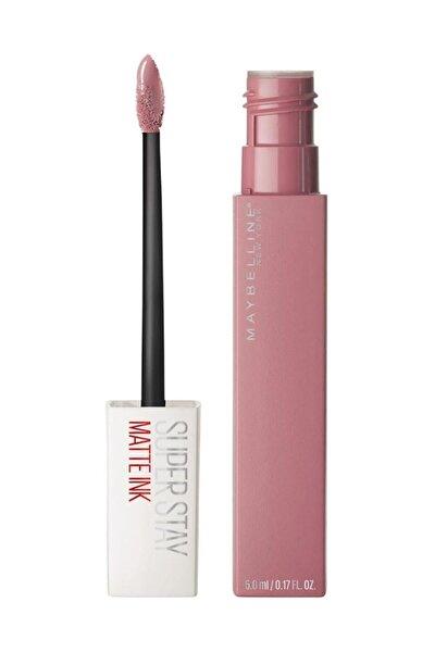 Maybelline New York Superstay Matte Ink Liquid Lipstick 10 Dreamer 3600531411183