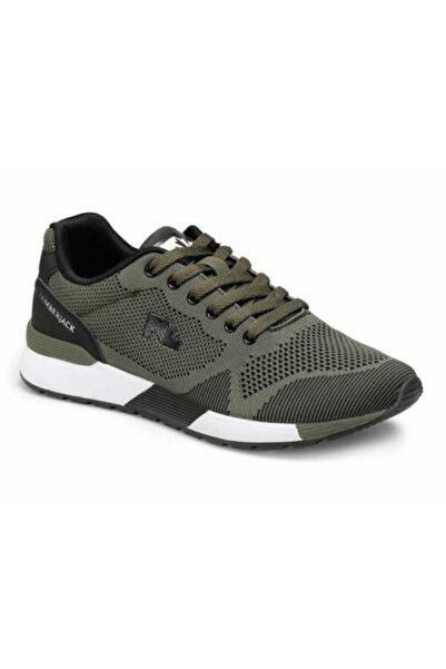 lumberjack Erkek Haki Vendor Sneaker Ayakkabı