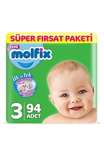 Molfix 3d 3 Numara 94 Adet