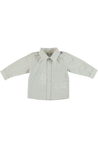 Monna Rosa Gri Erkek Çocuk Gömlek