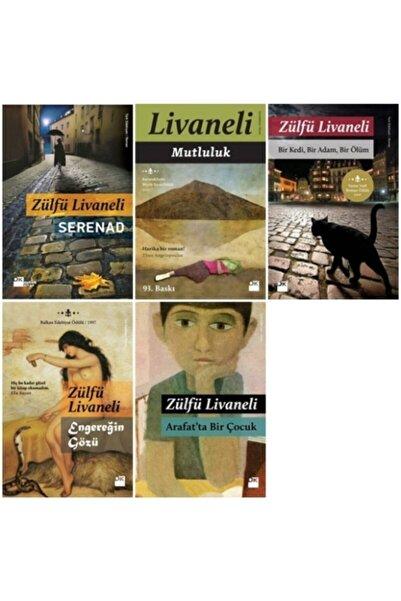 Doğan Kitap Zülfü Livaneli Kitapları 5 Kitaplık Set