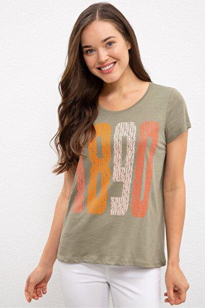 U.S. Polo Assn. Kadın T-Shirt G082GL011.000.937760