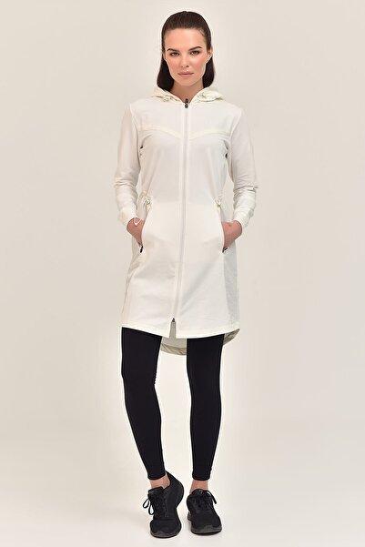 bilcee Bej Kadın Uzun Ceket GS-1522