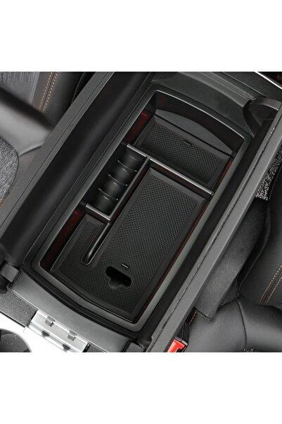 Autoline Peugeot 3008 2017-2021 Model Uyumlu Kolçak Içi Düzenleyici Ara Bölme