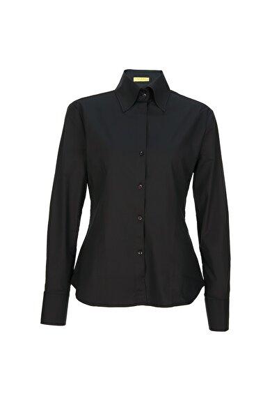 Siren Ertan ISTANBUL Siyah Seı Gömlek