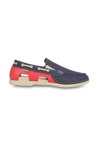 Crocs Saks Kırmızı  Loafer Ayakkabı