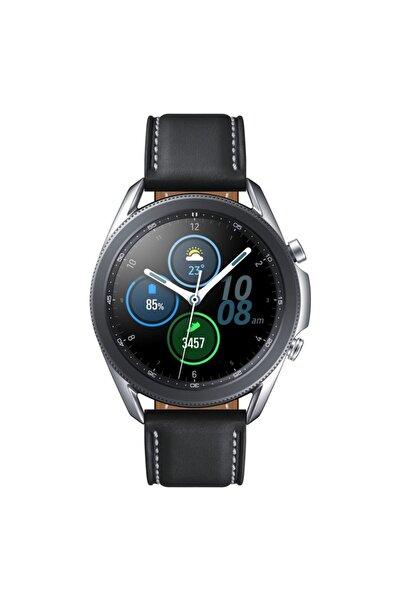 Samsung Galaxy Watch3 45mm Gümüş Akıllı Saat (Samsung Türkiye Garantili)