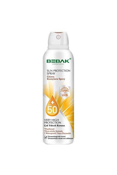 Sun Protection Sprey Spf 50+ Güneş Koruyucu Sprey 150 Ml 8690841015367