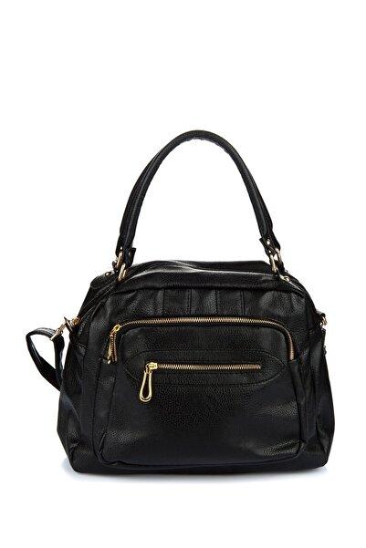 Siyah Kadın Çanta A4