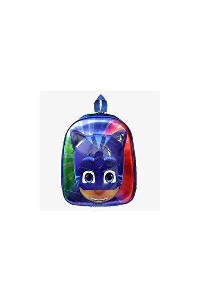 BigSale Pijamaskeliler Okul Çantası 3d Pj Masks Ana Okulu Çantası