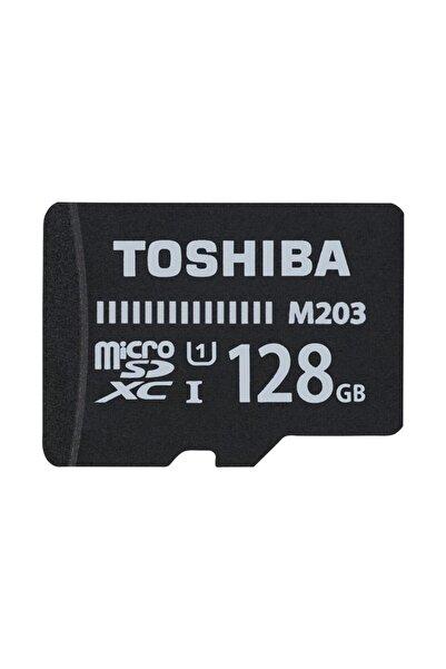 Toshiba 128gb Micro Sd Hafıza Kartı C10 U1 100mb/s Thn-m203k1280ea