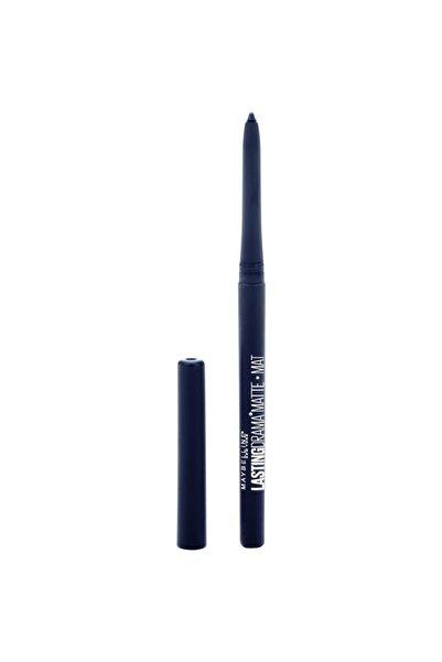 Maybelline New York Mat Eyeliner - Lasting Drama Carbon Matte 820 Lapis Navy 3600531509163