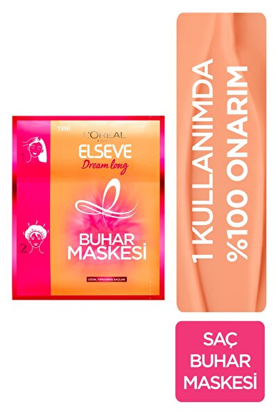 ELSEVE L'oréal Paris Elseve Dream Long Buhar Maskesi