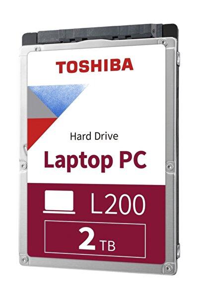"""Toshiba L200 2.5"""" 2 Tb 128mb Sata3 5400rpm (hdwl120uzsva)"""