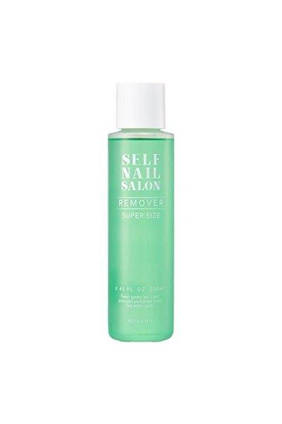 Missha Büyük Boy Aseton - Self Nail Salon_Remover (Super Size) 250ml 8809530036891