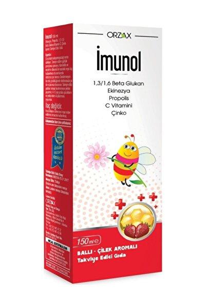 İMUNOL Imunol Şurup 150 Ml  SKT: 04/2022