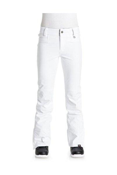 Roxy Creek PT Kadın Kayak Pantolonu Beyaz