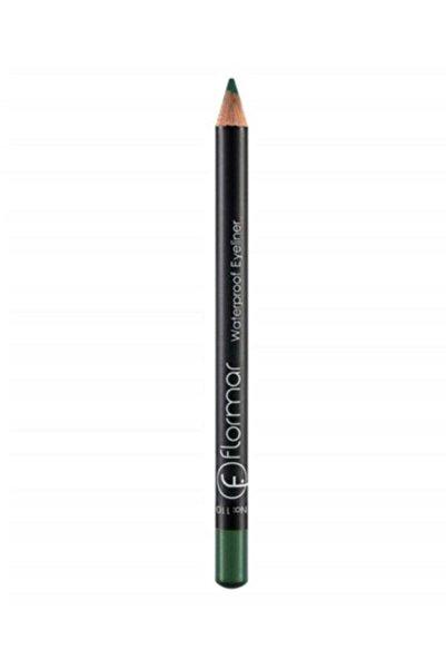Flormar Suya Dayanaklı Göz Kalemi -  Yeşil Waterproof