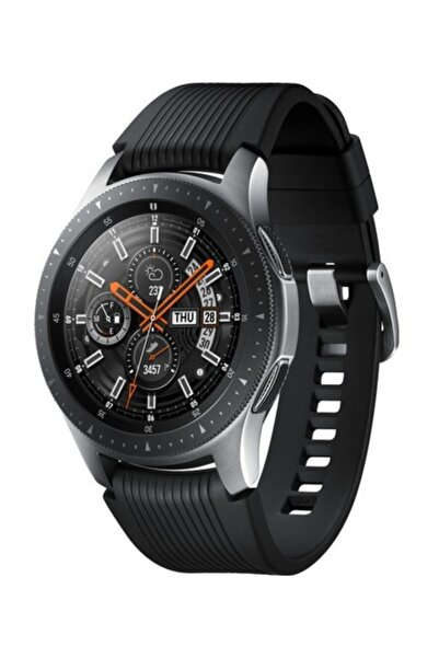Samsung Galaxy Watch 46mm Gümüş Akıllı Saat (Samsung Türkiye Garantili)