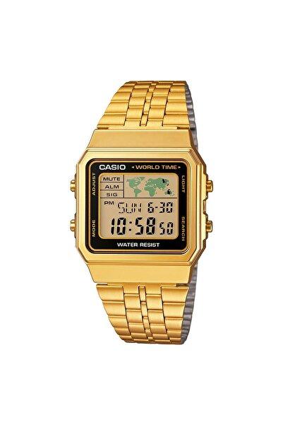Casio Unisex Gold Kol Saati SCK07.15003
