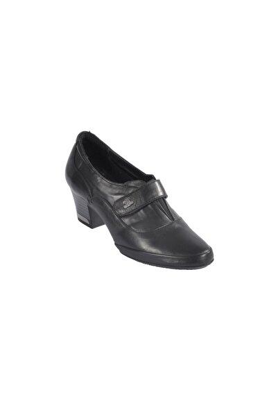 Venüs 1378 Siyah Kadın Ayakkabı
