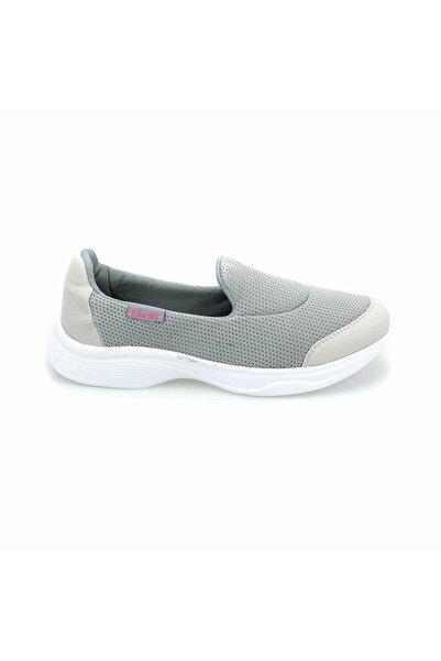 Kinetix Kadın Gri Sneaker