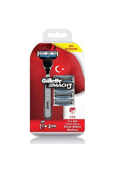 Gillette Mach3 Milli Takım Özel Paketi