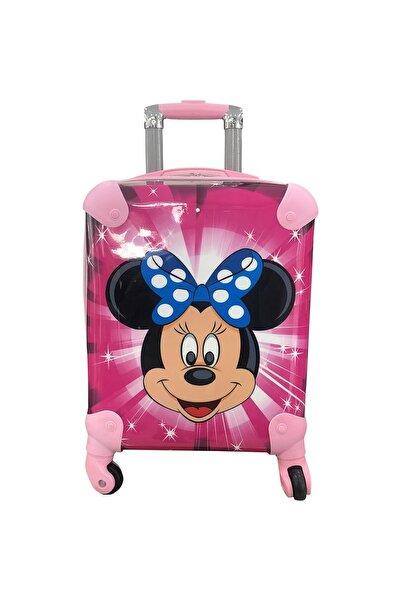 Laguna Minnie Mouse Kız Çocuk Bavul - Valiz