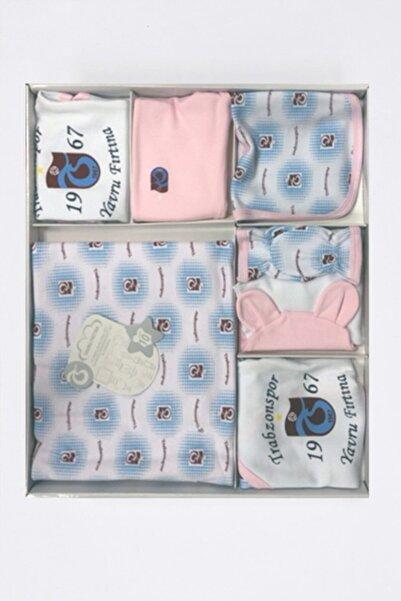 TSCLUB Kız Bebek Pembe  Yavru Fırtına Hastane Çıkışı 10'lu