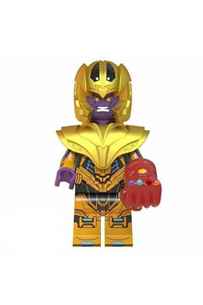 Legoedly Thanos Sonsuzluk Eldivenli Avengers Lego Uyumlu Super Heroes Mini Figür