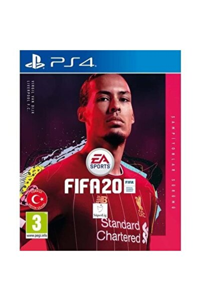 EA Fifa 20 Champions Edition Ps4