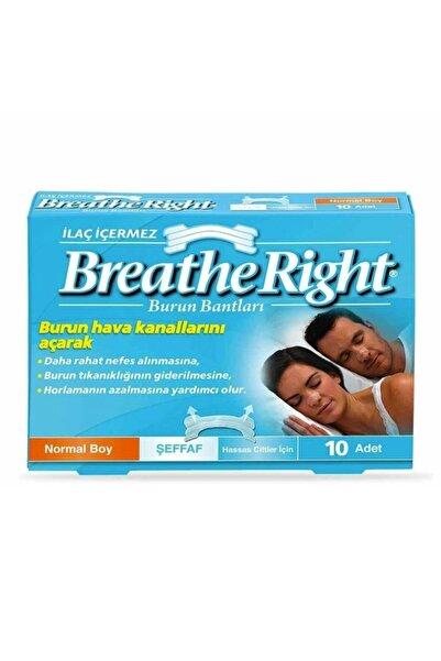 Otrinatura Breathe Right Şeffaf Burun Bandı
