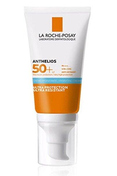 La Roche Posay La Roche-posay Anthelios Ultra Hydrating Cream Spf50+ 50ml   Kuru Ciltler Için Güneş Kremi