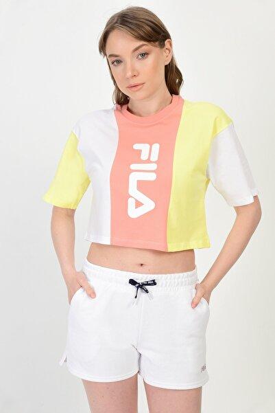 Fila Kadın Spor T-Shirt - BAI  - 687492_A467