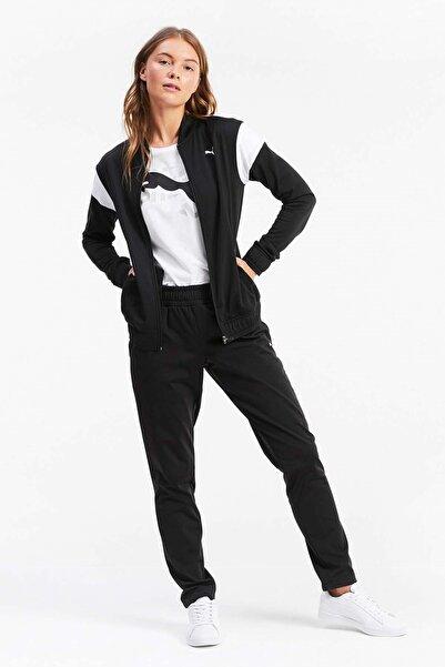 Puma Kadın Spor Eşofman Takımı - Classic Tricot Suit op - 58365601