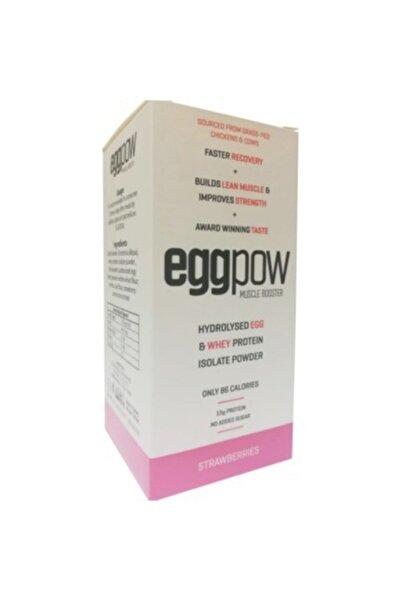 Asitane Egg Pow Muscle Booster Çilekli Yumurta Akı Tozu 10 Şase 15 Gr