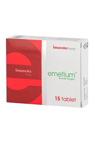 Imuneks Emetium 15 Tablet Skt:03.21