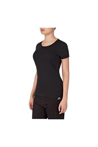 Lescon Kadın Siyah T-Shirt 17s-2210