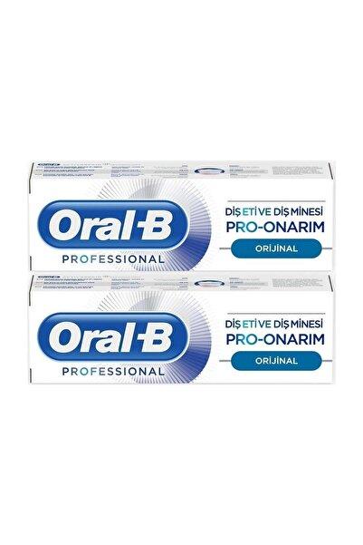 Oral-B Pro-onarım Orijinal Diş Macunu 2 X 50 Ml