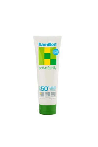 Active Family Spf50+ Lotion 110g