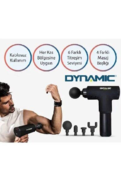 Dynamic Massage Gun Kablosuz Masaj Tabancası