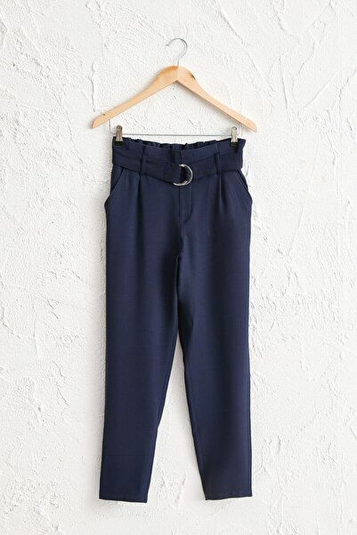 LC Waikiki Kadın Lacivert Pantolon 0WAI75Z8