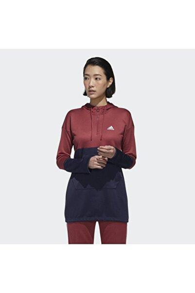 adidas Kadın  Bordo W New A Hd Swt Spor Sweatshirt