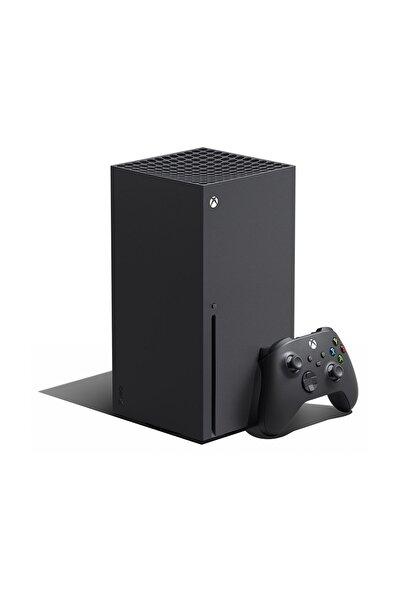 MICROSOFT Xbox Series X 1 TB Oyun Konsolu - Siyah (Ön Sipariş)