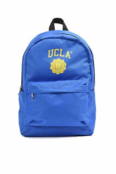 UCLA Unisex Mavi Sırt Çantası WALTER